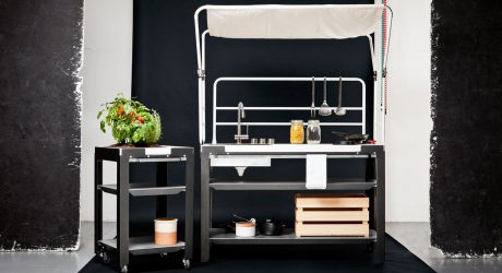 Satellite: An Outdoor Kitchen System