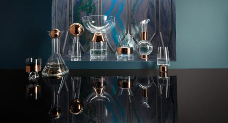 TANK: Glass & Copper Vases and Barware from Tom Dixon
