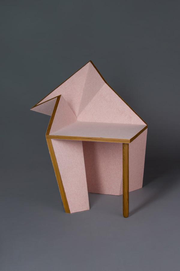 A Series Of Geometric Furniture Amp Objects Design Milk