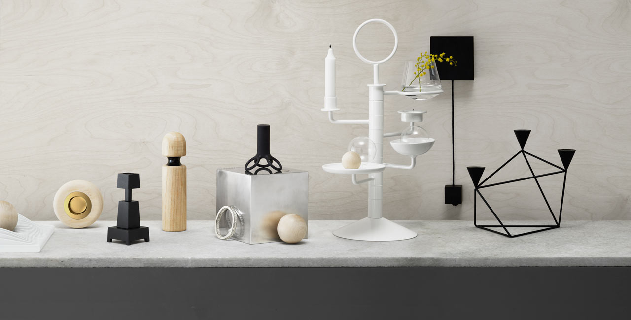 Tingest a collection inspired by scandinavian design for Nordic design shop
