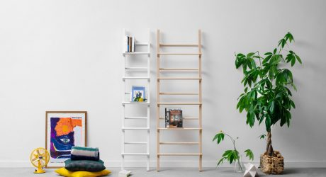 Verso: A Versatile Shelf for Any Room