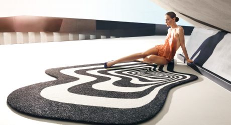 A Collection of Outdoor Rugs from Vondom