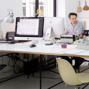 Where I Work: Sebastian Herkner