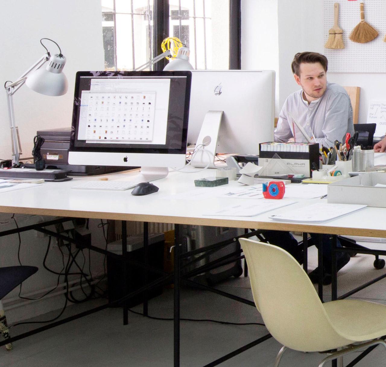 Where I Work: Sebastian Herkner