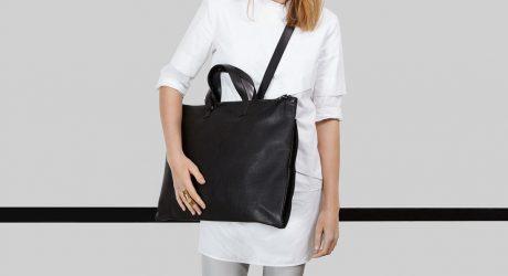 La Débraillée: A Line of Parisian Leather Bags