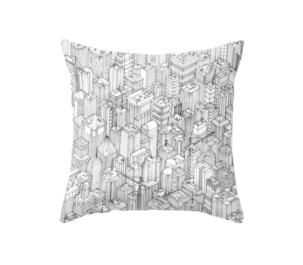urban-society6-Pillow