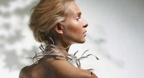 Ethereal Jewelry Inspired by Finnish Fireweed