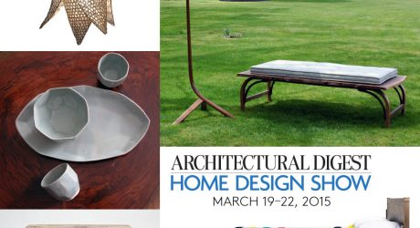 The 2015 Architectural Digest Home Design Show is Almost Here!