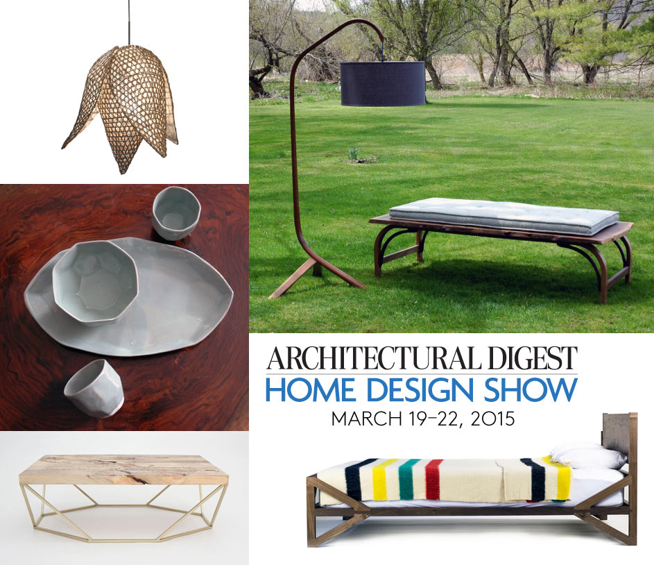The 2015 architectural digest home design show is almost for Architectural digest house plans