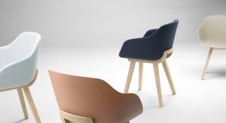 Kuskoa Bi: A Fully Biodegradable Chair