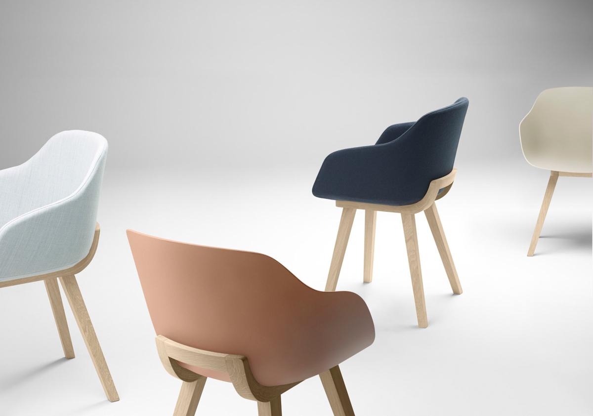 kuskoa bi: a fully biodegradable chair - design milk