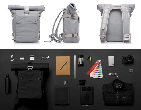 9 Minimalist Modern Laptop Backpacks - Design Milk