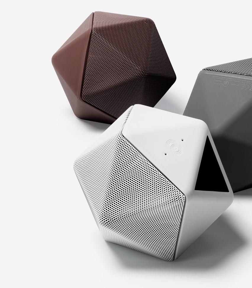 Boomboom speaker trio