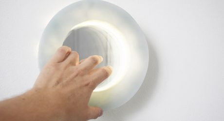 A Lighted Mirror That Shows the Endlessness of the Future