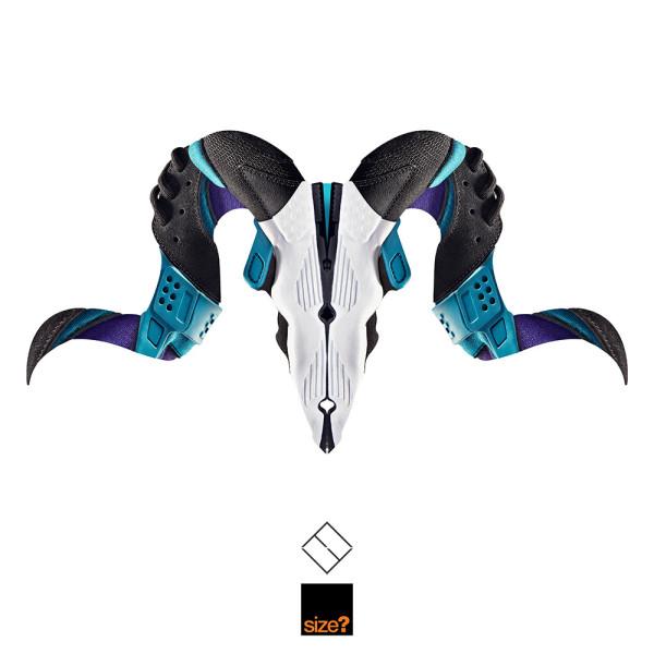 FILFURY-Nike-Huarache_Skull