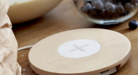 IKEA Unveils Line of Wireless Charging Furniture