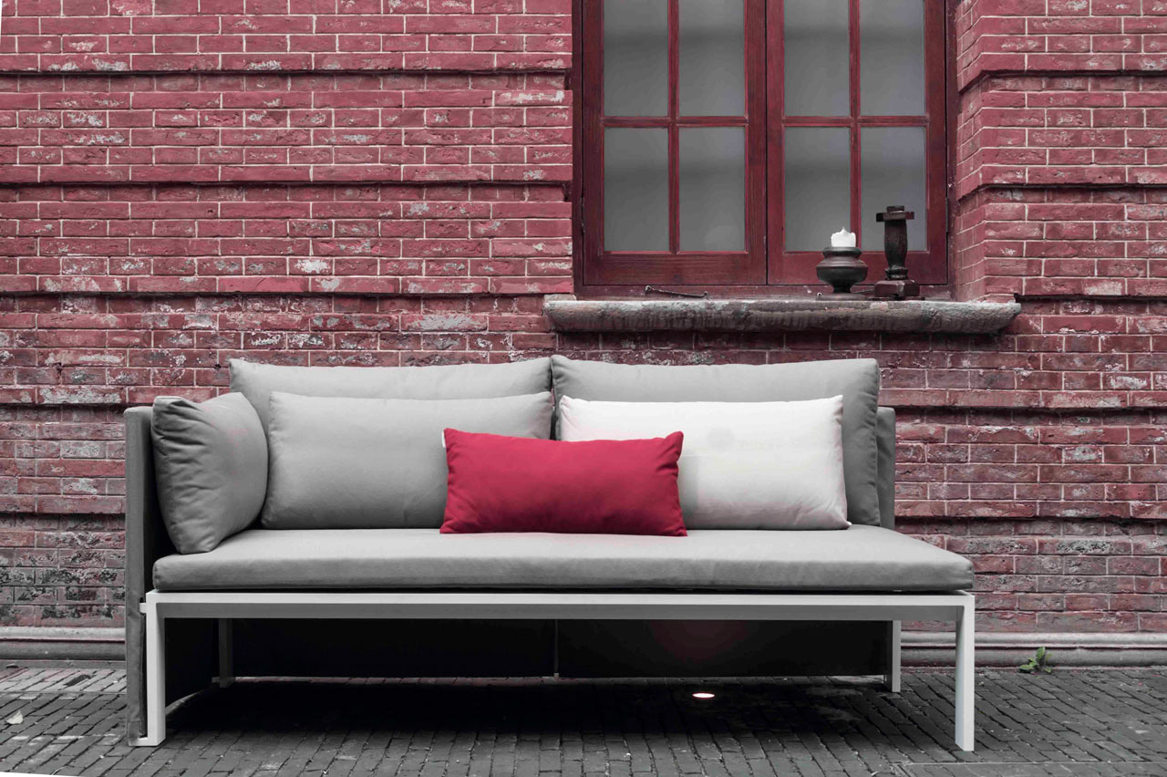 "Outdoor Furniture Inspired by the Idea of ""In-Between"""