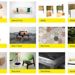 Announcing The Designers at WantedDesign's 2015 Launch Pad