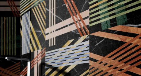 A Modern Interpretation of Traditional Stone Inlay
