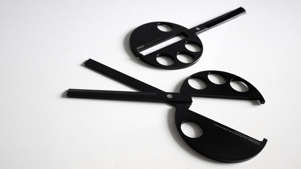 Scissors with a Mathematical Aesthetic