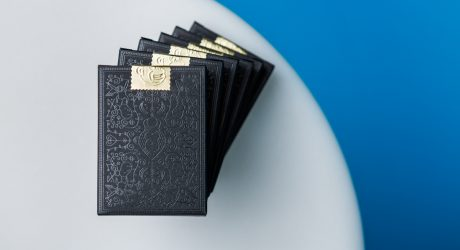 A Sleek Set of Playing Cards from MailChimp