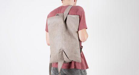 Manta Modern Backpack and Shoulder Bag