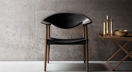 The Relaunched Metropolitan Chair from Carl Hansen & Son