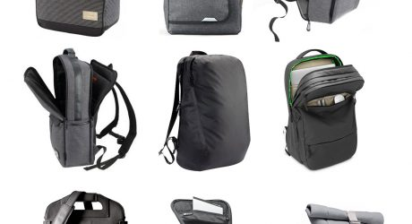 9 Minimalist Modern Laptop Backpacks