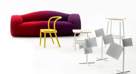 A 2015 Salone del Mobile Preview from Moroso