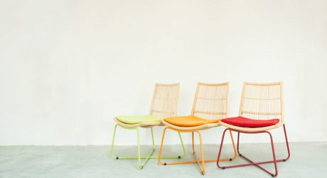 Net Series: Modern Rattan Furniture by Studiohiji