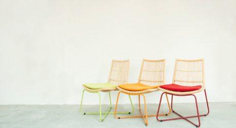 Net Series: Modern Rattan Furniture by Studiohiji