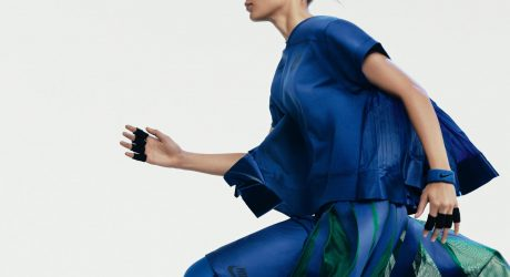 A Body in Motion: The NikeLab x sacai Collection