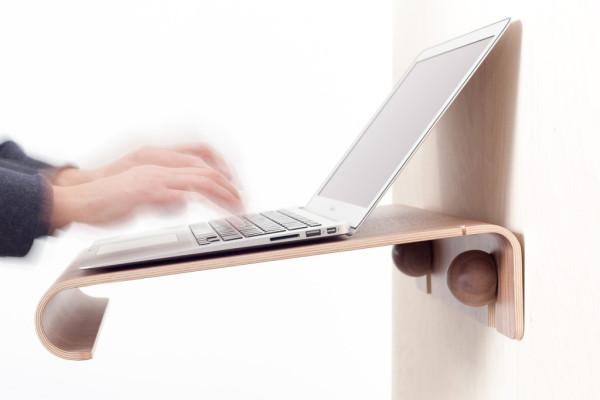 MacBook Shelf