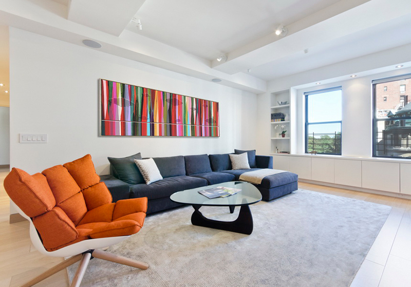 NYC Apartment Revamped After 30 Years