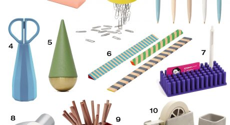 10 Modern Office Supplies to Up Your Desk Game