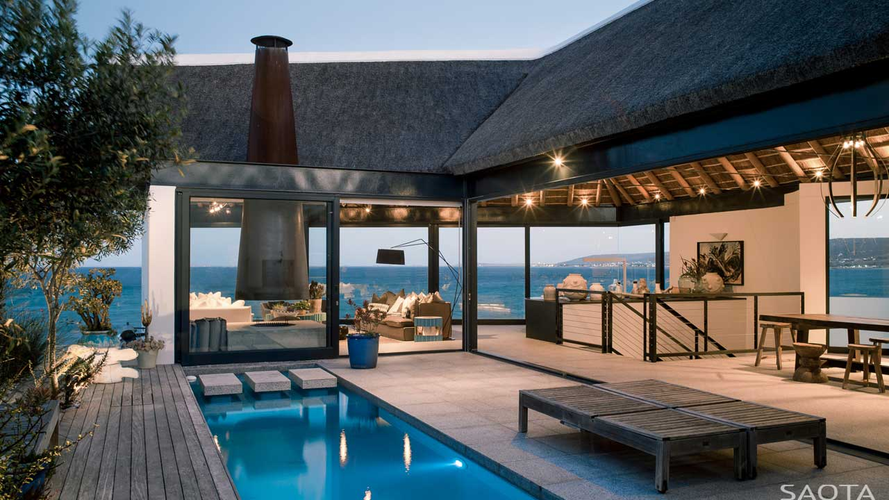 Attractive A Holiday Home On The West Coast Peninsula In South Africa ...