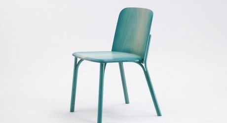 Split Chair by Arik Levy for TON