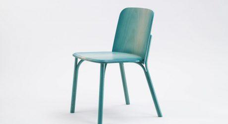 Split Chair by Arik Levy for TON