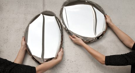 A Collection of Mirrors That Look Inflated