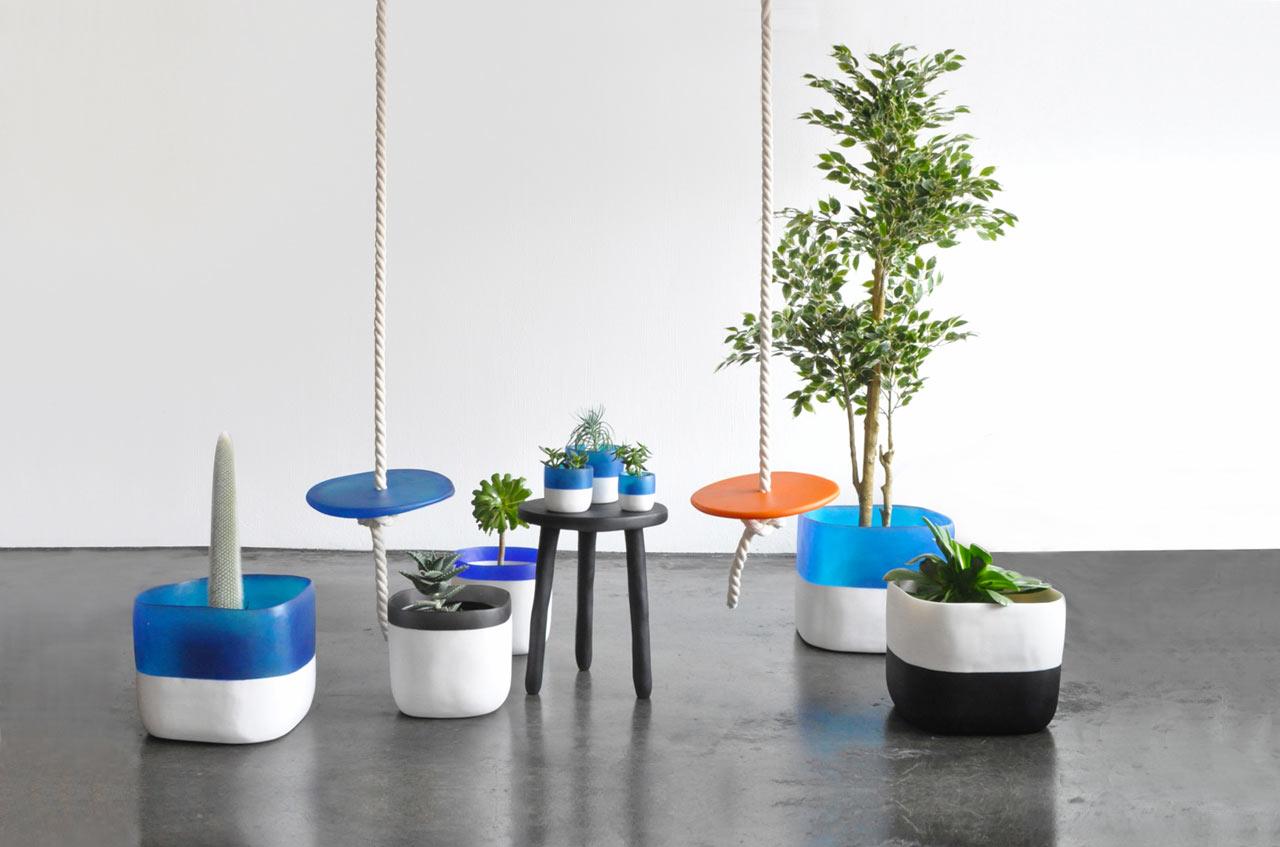 Urban Garden Collection from Tina Frey Designs