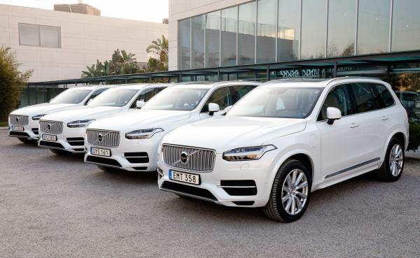 VolvoXC90-Fleet