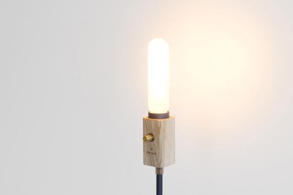 Wald Plug Lamp By Feltmark Design Milk