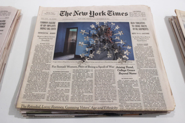 Minding My Own Business (The New York Times, December 28, 2011) 2014