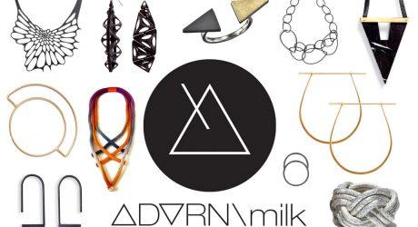 Adorn Milk is Live!