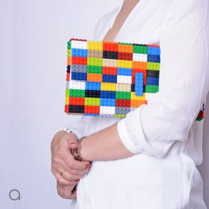 agabag: Handbags Made From LEGO Bricks