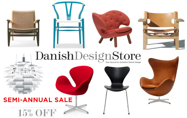 Danish Design win fritz hansen chairs at danish design store - design milk