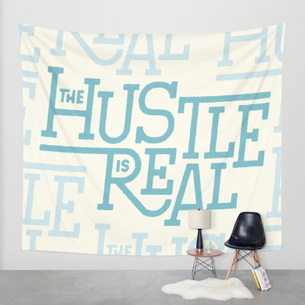 Fresh From The Dairy: Tapestries