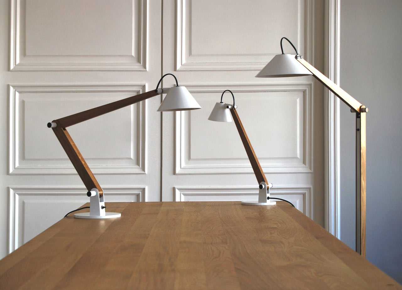 Mamet Lamps by Pablo Carballal