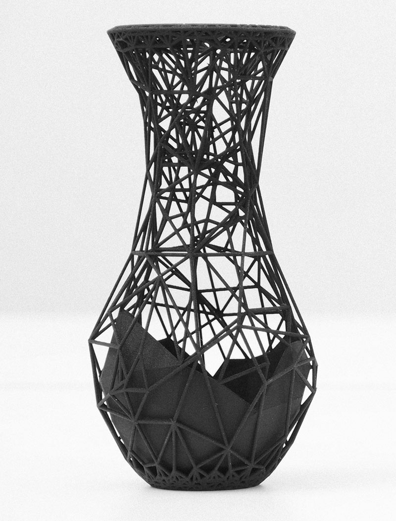 Customize And Print This Vase By Ivan Zhurba Design Milk
