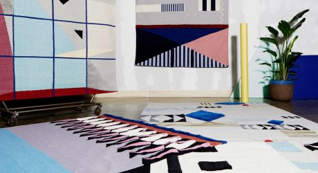 Aelfie x StudioProba Rug Collaboration